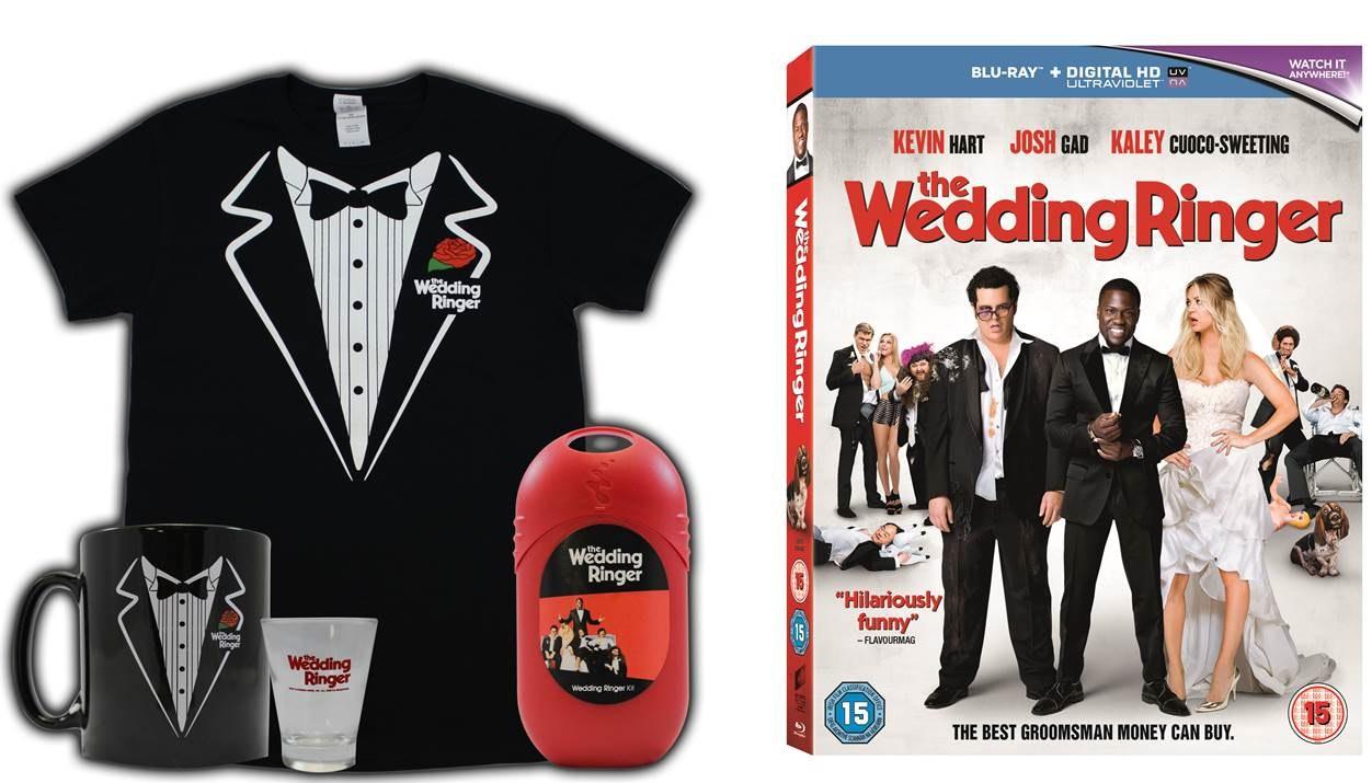 Wedding Ringer goodie bag sweepstakes