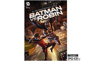 Batman vs robin sm