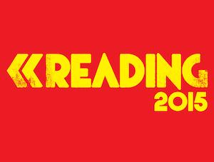 Reading 2015 single logo red background