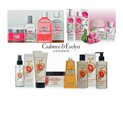 Crabtree evelyn copy