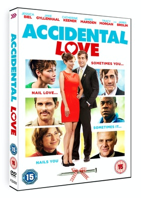 Accidental love 3d dvd