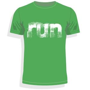 Run t shirt