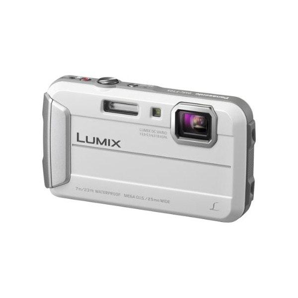 Panasonic dmc ft 25 appareils photo numeriques 16 6 mpix zoom optique 4 x dmc ft25eg w