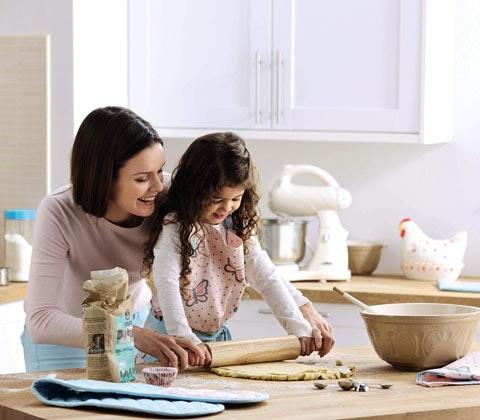 Double oven glove apron tea towel 4