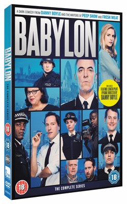 Babylon dvd or 3d