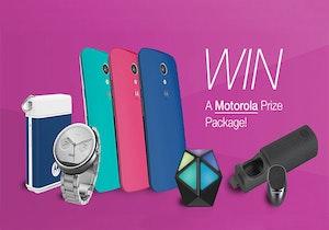 Motorola prize sm 3