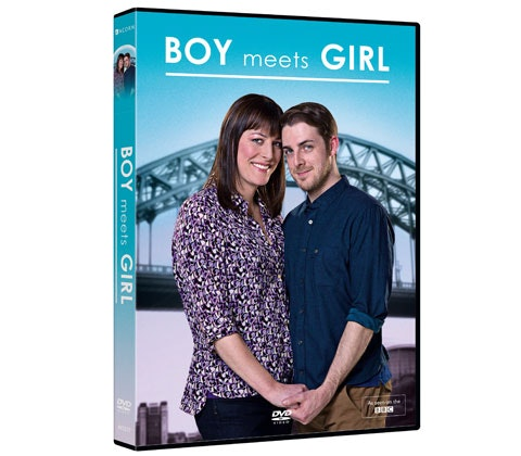 Boy Meets Girl DVD sweepstakes