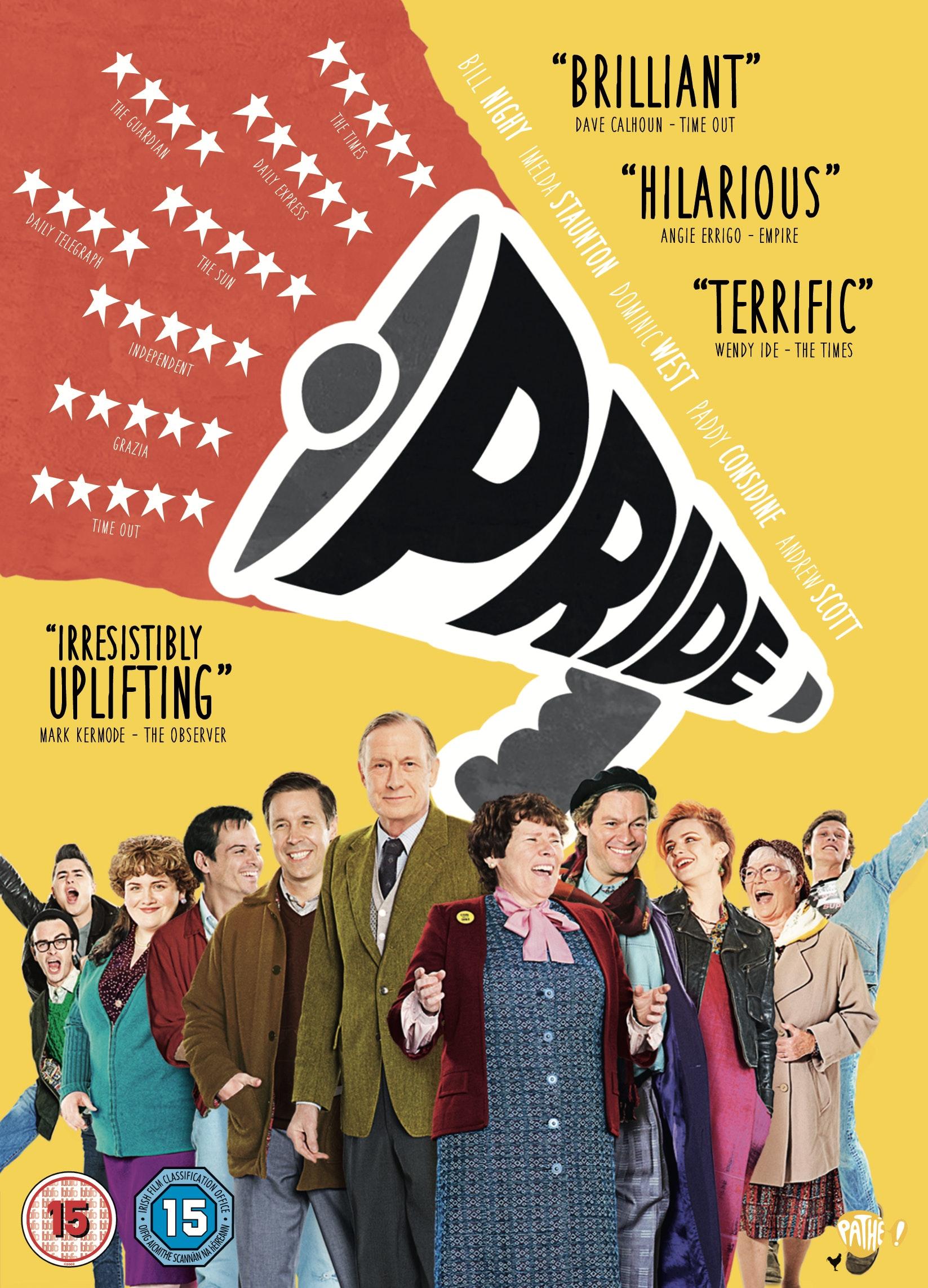 Pride dvd or 2d 1