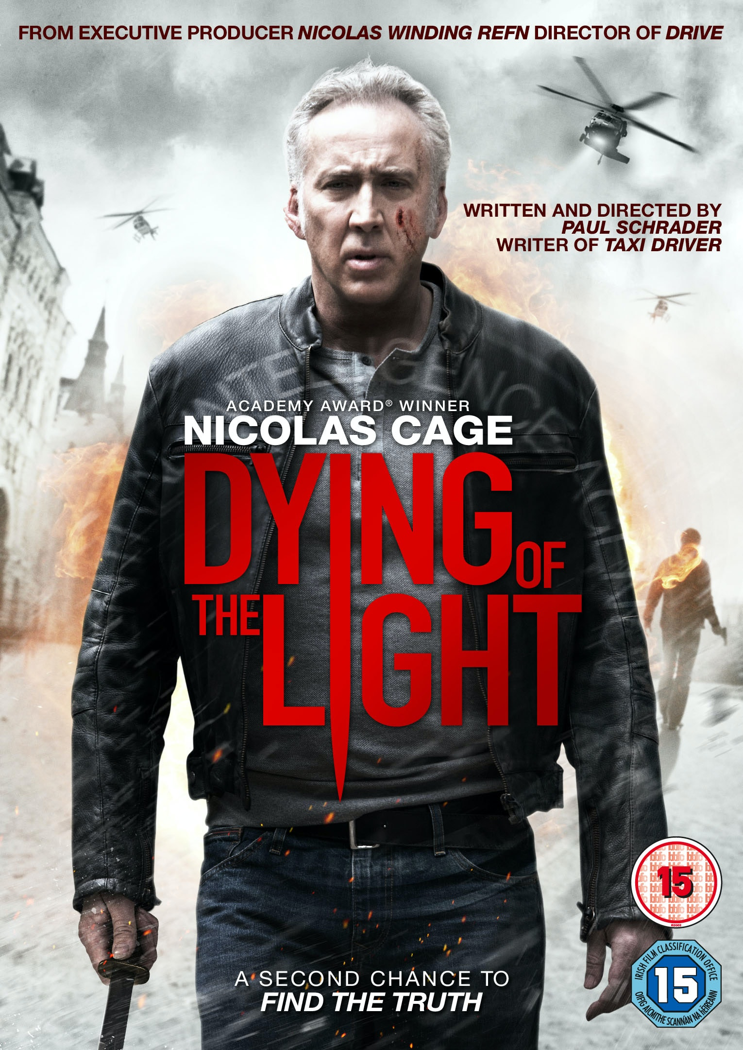 Dying ot light dvd 2d