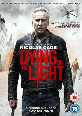Dying ot light dvd 2d