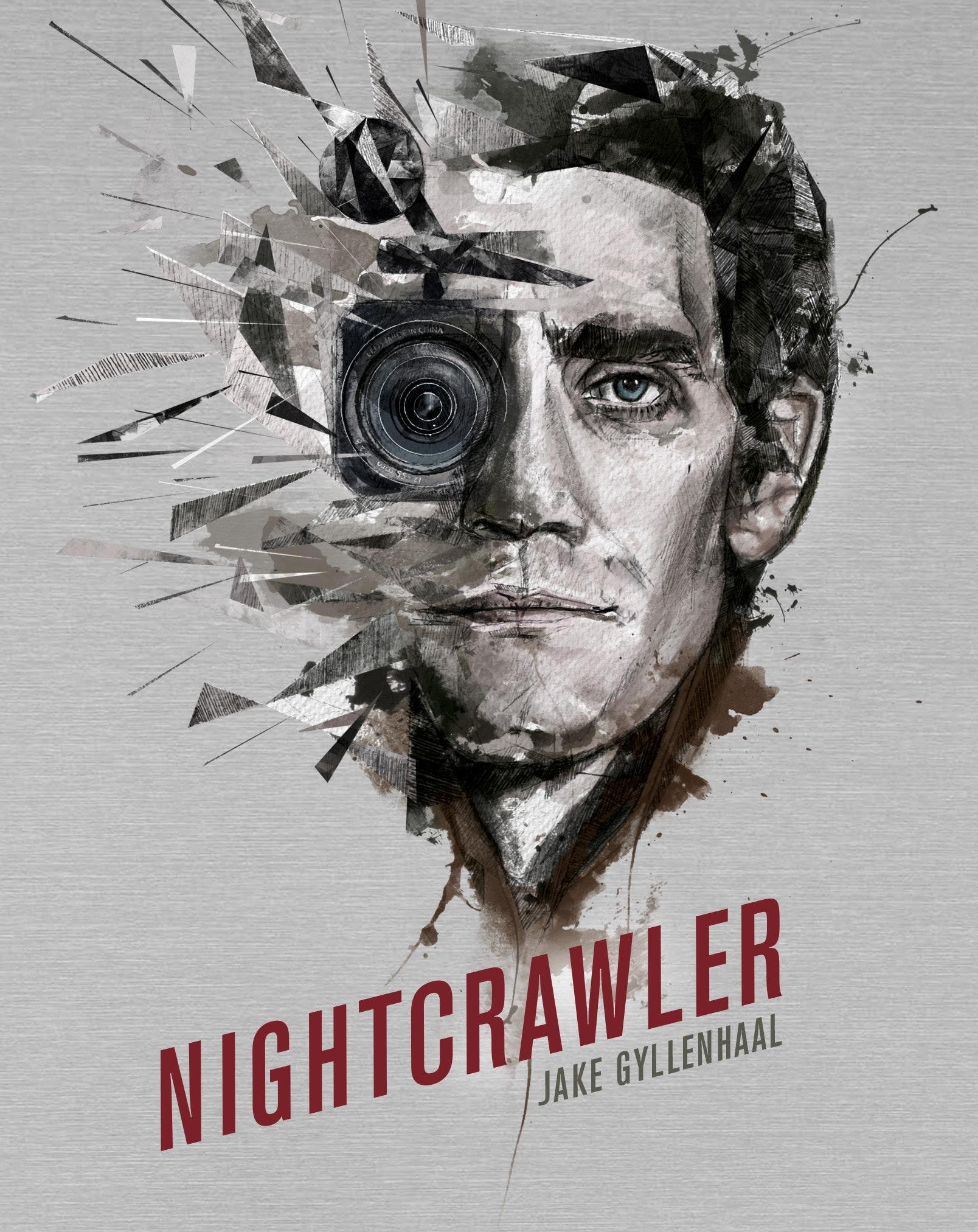 Nightcrawler br steelbook front 2d
