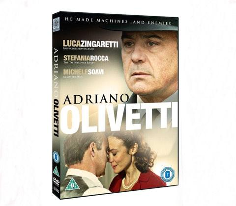 Adriano olivetti 3d dvd