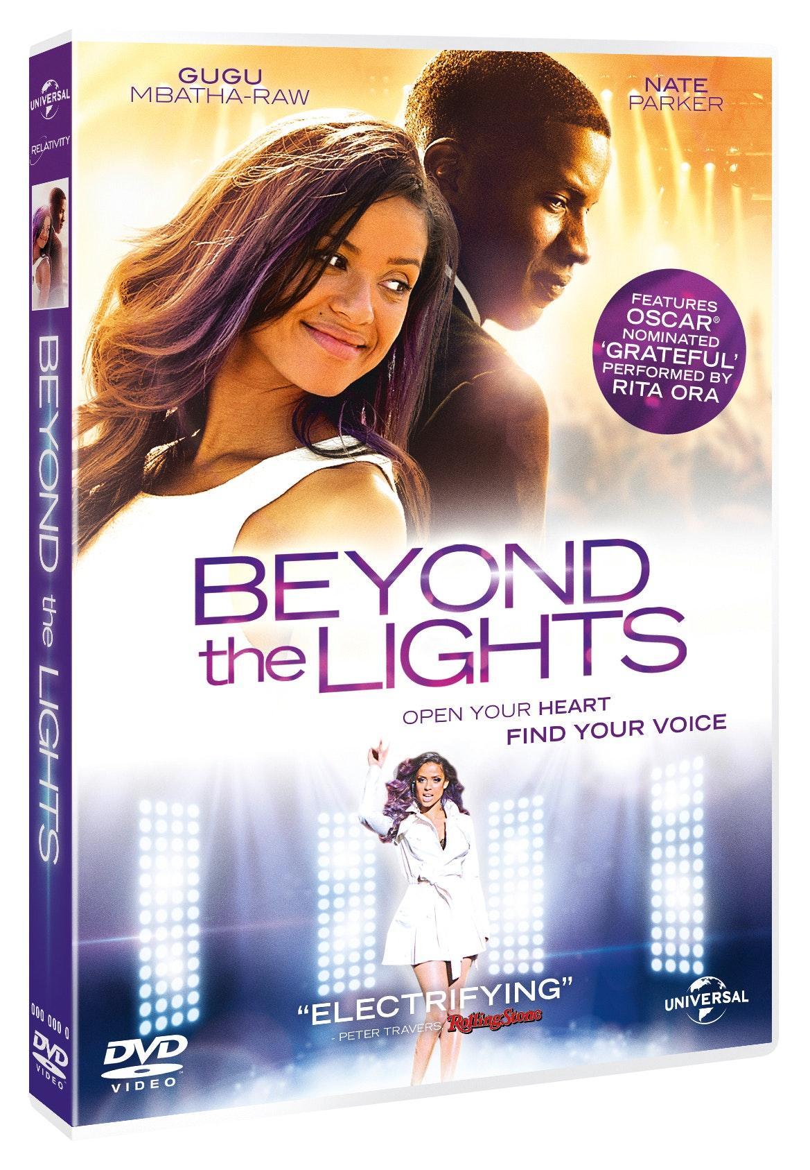 Beyond the Lights DVD! sweepstakes