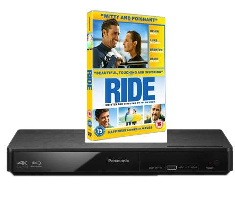 Ride dvd