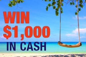 1000 cash july sm