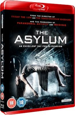 The asylum blu ray 3d