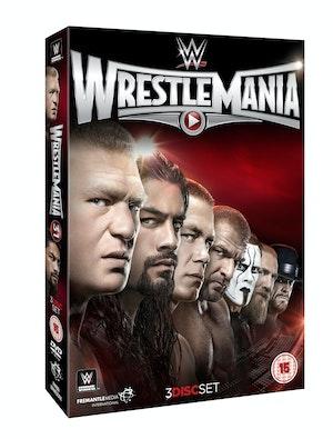 Wrestlemania31 dvd 3d