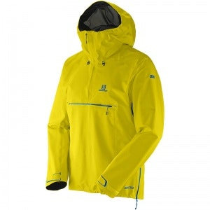 Salomon s lab x alp anorak m alpha yellow men hi 136440 ss15