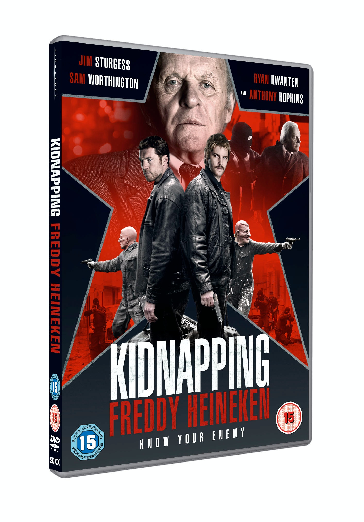 Kidnapping freddy heineken dvd 3d