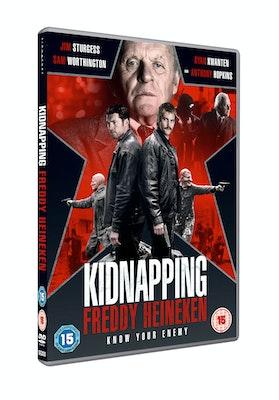 Kidnapping freddy heineken dvd 3d