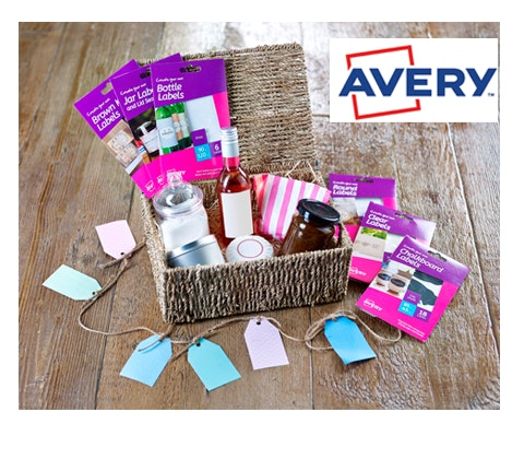 Avery Create Your Own Labels sweepstakes