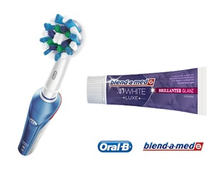 Oral b blend a med mit logos 450x380
