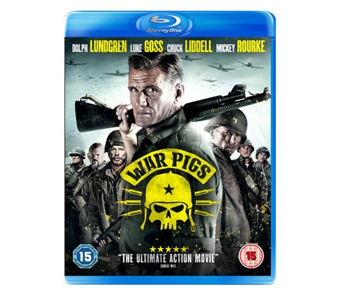 War Pigs Blu-ray sweepstakes