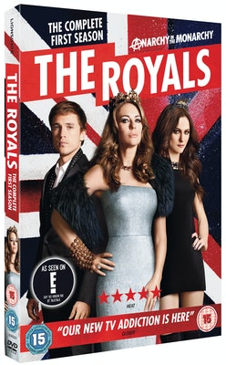 Theroyals dvd oring3d