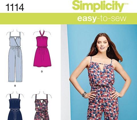 Simplicity pattern