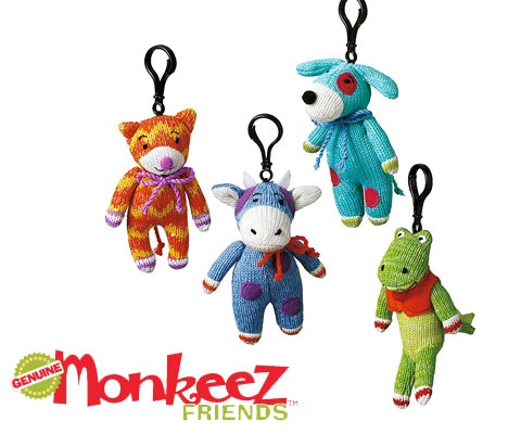 Monkeez and friends giveaway