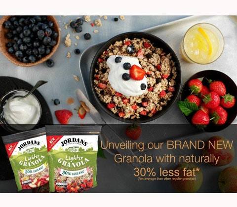 Promoted lighter granola image