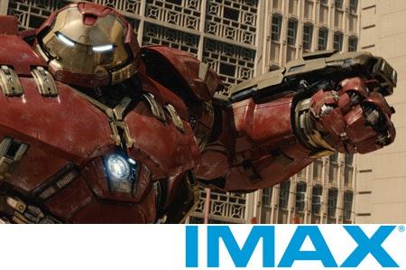 Imax avengers