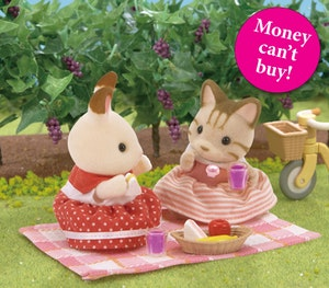 Win sylvanian mother baby comp2