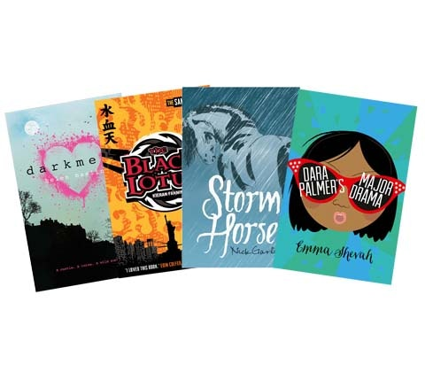 WIN A BOOK BUNDLE FOR CHILDREN sweepstakes