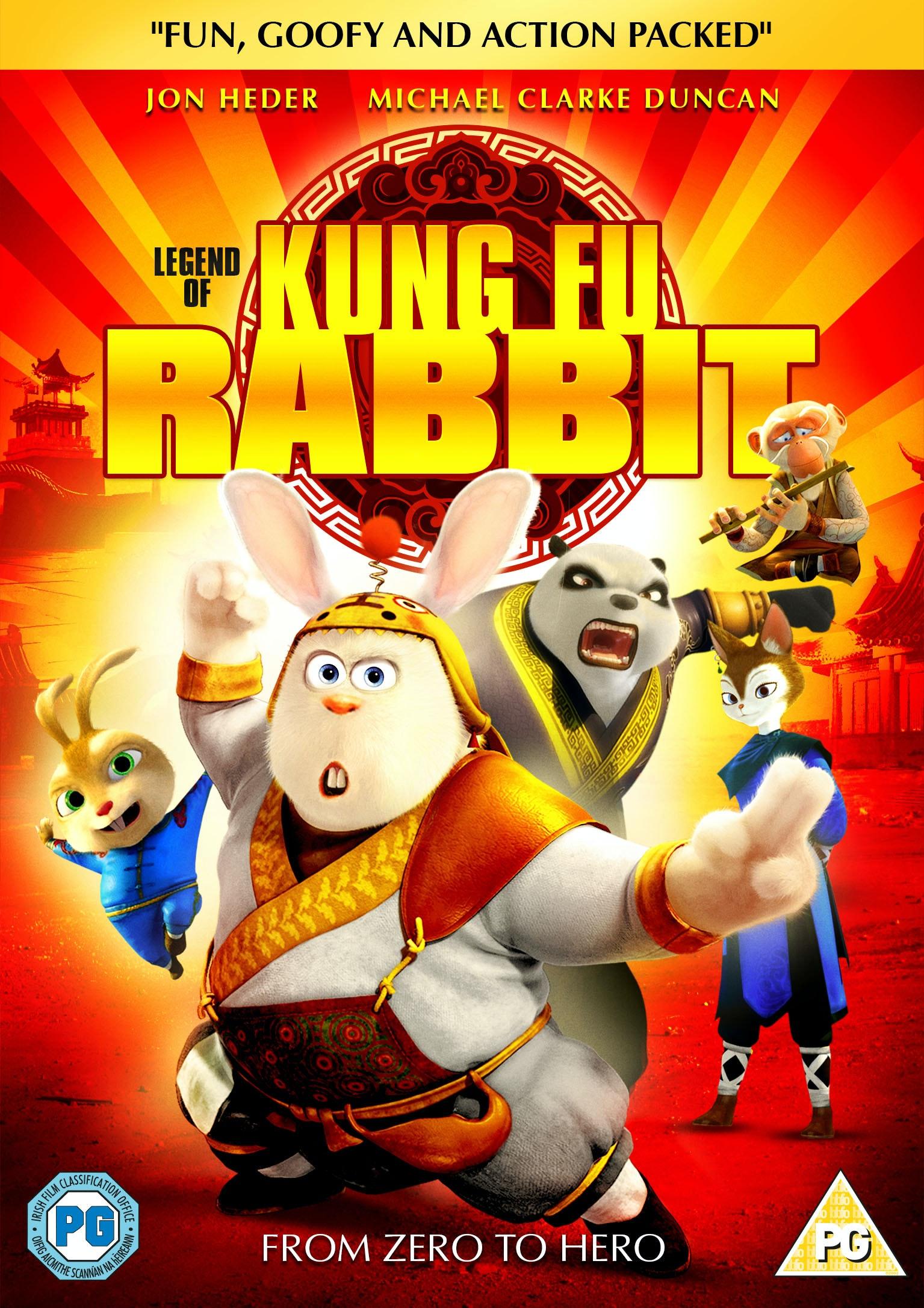 Kung fu rabbit dvd 2d jpg