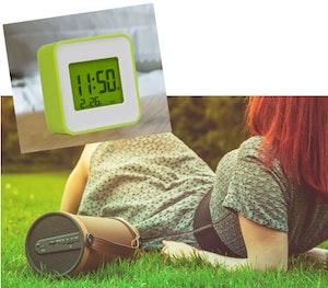 Alarm speaker