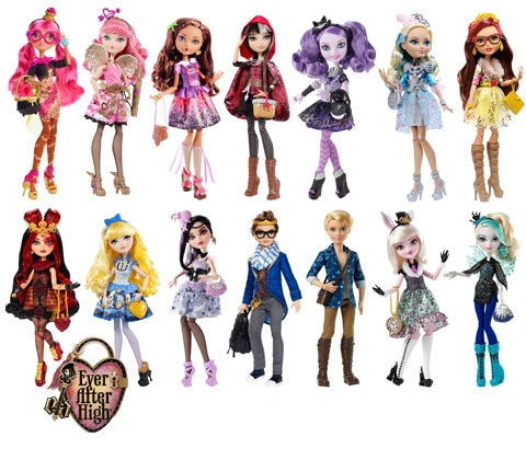 Ever After High Dolls sweepstakes