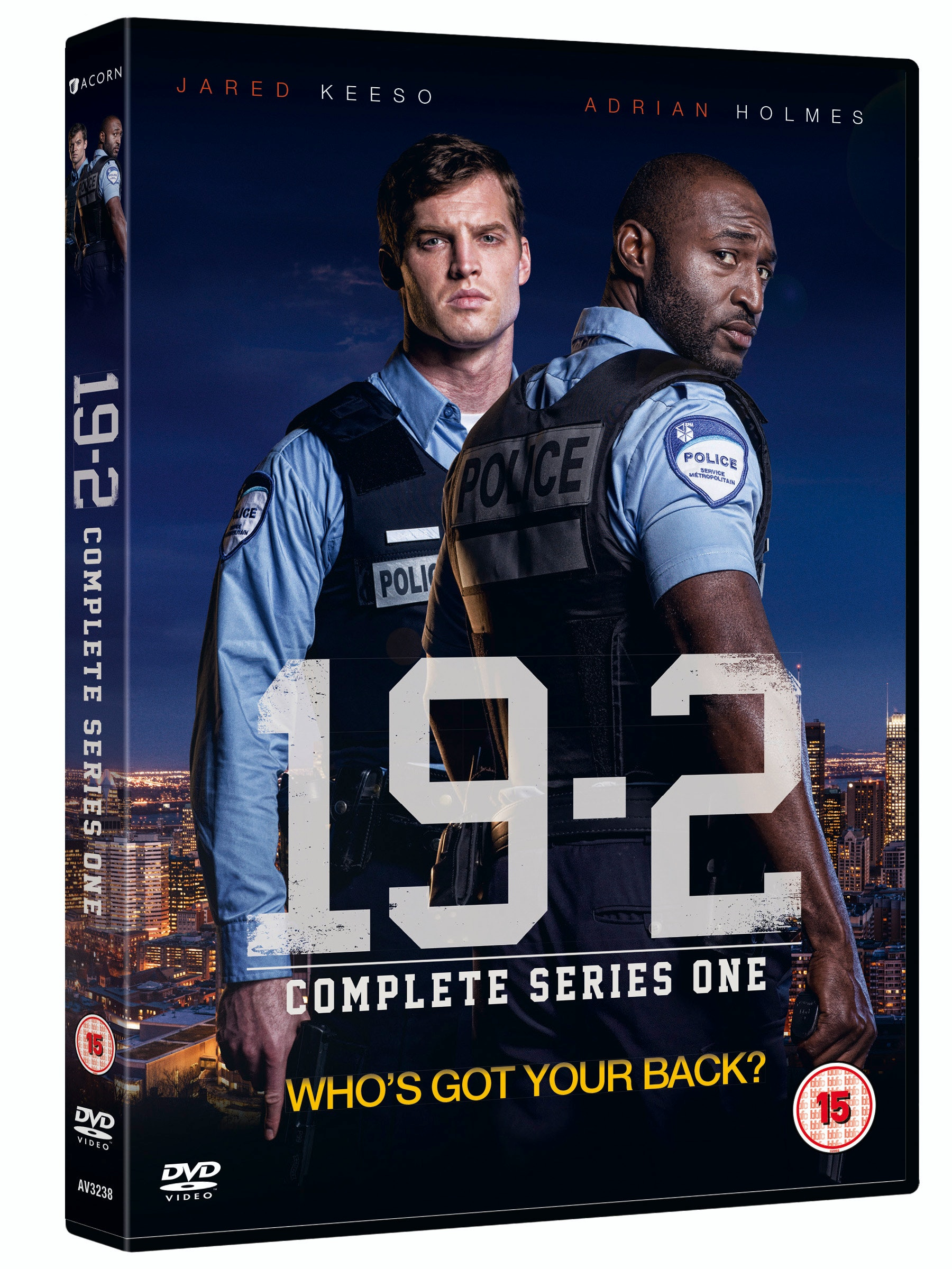 19-2 Complete Series One sweepstakes