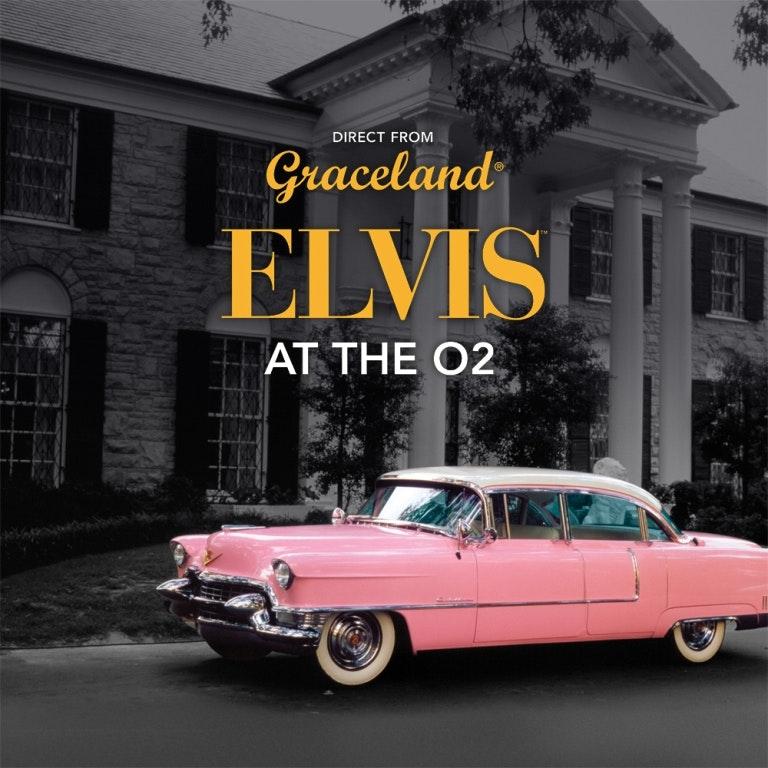 Elvis caddie withlogo