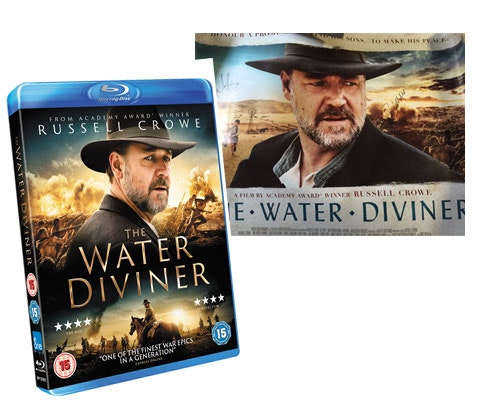 The Water Diviner sweepstakes