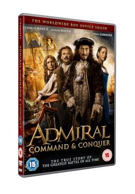 Admiral dvd 3d