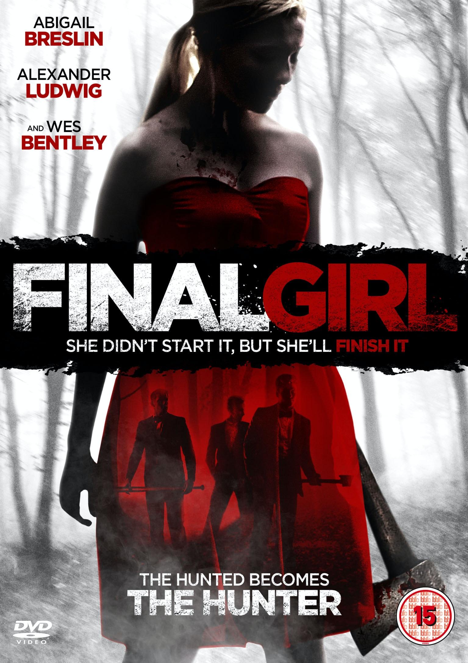 Final Girl DVD sweepstakes