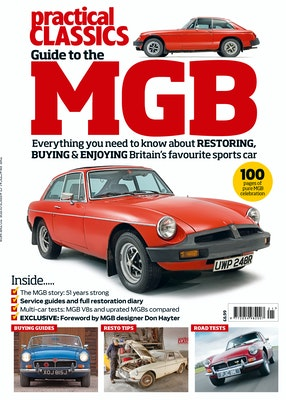 Pc cover bookazine mgb