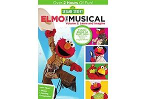 Elmo the musical small