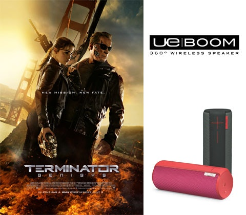 Terminator ueboom