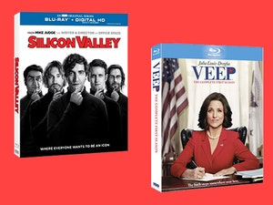 Silicon valley veep giveaway new