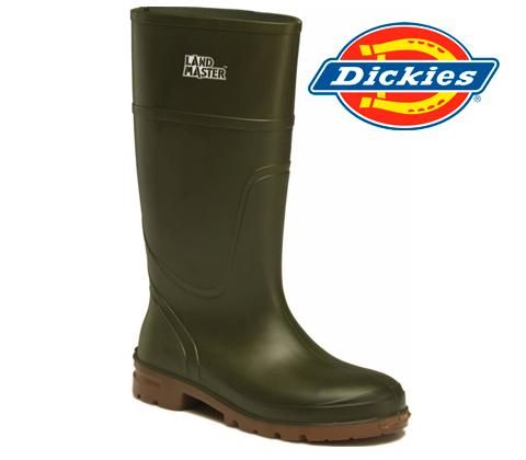 Dickies Landmaster Wellington Boots sweepstakes