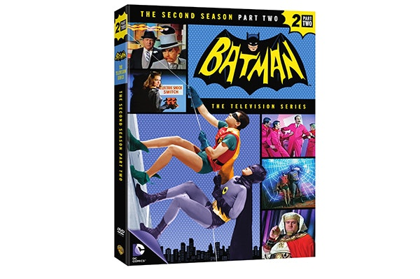 Batman dvd small