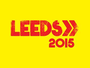 Leeds 2015 single logo yellow background