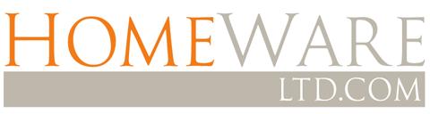 Homeware logo goudy